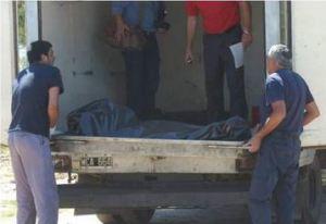 junín morgue
