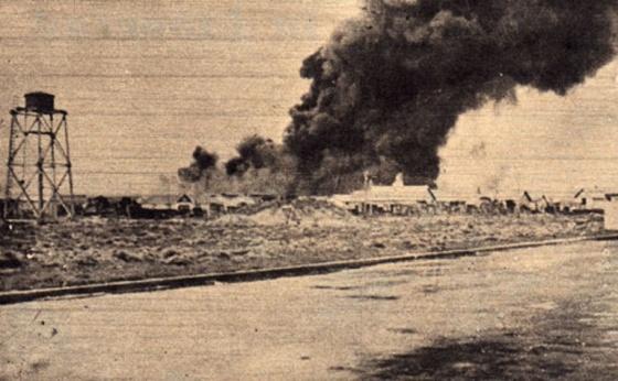 mar del plata bombardeo peronista ypf