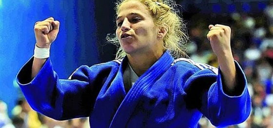 campeona judo