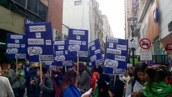 marcha aborto