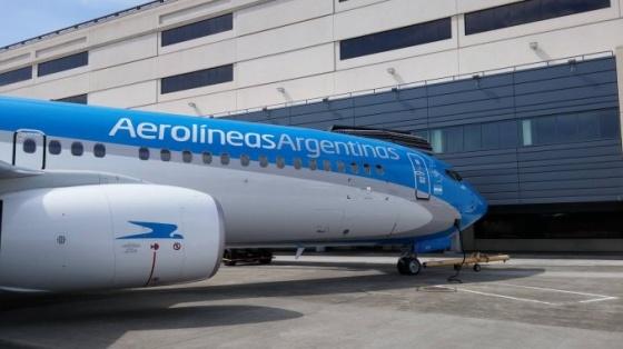 No descartan privatización de Aerolíneas Argentinas