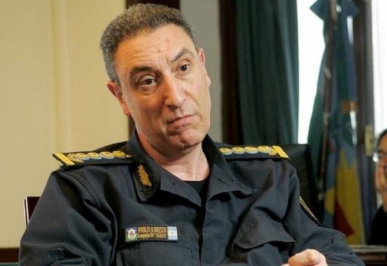 Pasaron a retiro a Pablo Bressi, jefe de la Policía Bonaerense