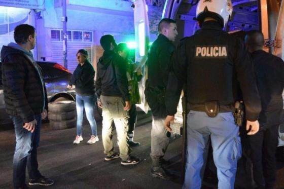 Se incendió una clínica en La Plata: un muerto y 50 heridos