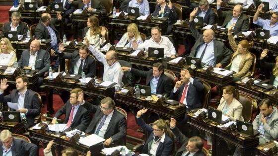 Diputados debatía la reforma tributaria