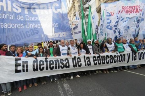 Actualidad: Se inicia una nueva semana de paro en universidades nacionales