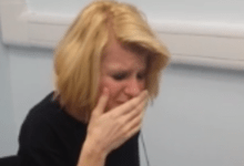 Photo of Video captures 40-year-old woman hearing for the first time
