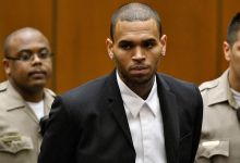 Photo of Chris Brown booted out of rehab, taken into custody by LA sheriff's deputies