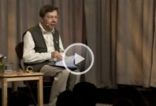 Photo of Changing the World From Within: An Interview with Eckhart Tolle