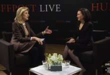 Photo of Sheryl Sandberg: 'It's Still Hard To Speak In A Professional Setting As A Woman'
