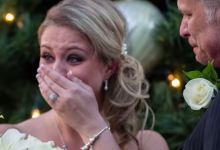 Photo of Groom surprised bride with Wedding at mall