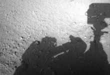 Photo of Mars Rover Photo Shows 'Human Shadow,' Or Maybe It Doesn't