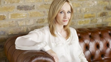 Photo of Person of the Week: J.K. Rowling