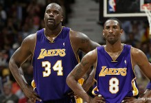 Photo of Shaq and Kobe Discusses Feud