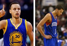 Photo of A Tale of Two NBA Teams: The Warriors VS The Sixers