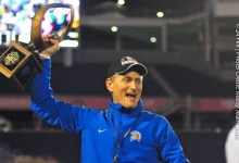 Photo of San Jose State Rallies To Win Cure Bowl