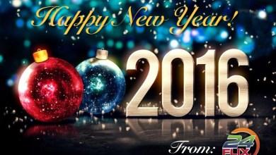 Photo of Happy New Year 2016!