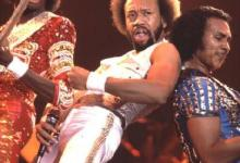 Photo of Earth Wind & Fire Founder Maurice White Dies, 74