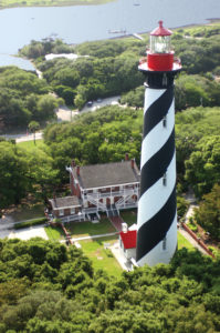Lighhouse aerial