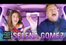 Photo of Selena Gomez goes on Rollercoaster Karaoke