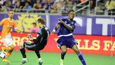 Photo of Orlando City vs Houston 0-0 with Photo highlight