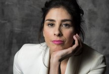 Photo of Comedian Sarah Silverman 'Almost Died' Last Week