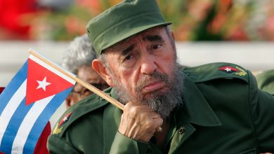 Photo of Fidel Castro has died
