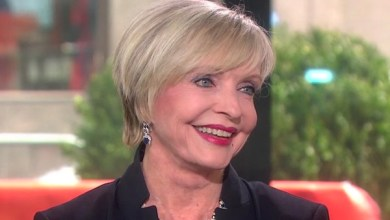 Photo of TV Icon Florence Henderson has died