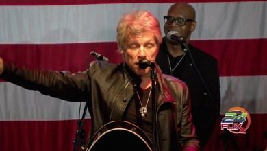 Photo of Jon Bon Jovi Full Concert and Tim Kaine