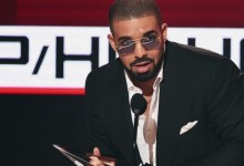 Photo of Rapper Drake wins first American Music Award