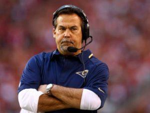 L.A. Rams fire coach Jeff Fisher