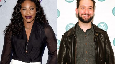 Photo of Serena Williams engaged to Reddit co-founder Alexis Ohanian