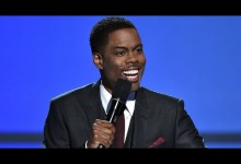 Photo of Comedian Chris Rock to tour in 2017