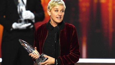 Photo of Ellen DeGeneres wins 3 People's choice awards