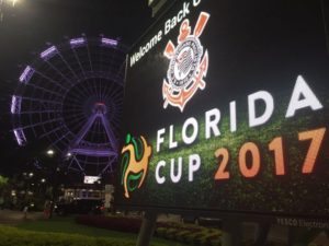 The Florida Cup is underway