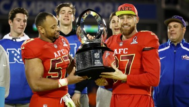 Photo of AFC holds on to defeat NFC in Pro Bowl