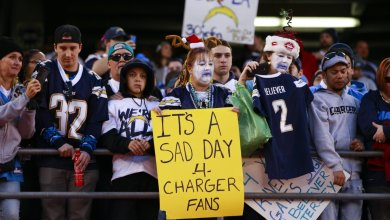 Photo of The San Diego Chargers are moving to Los Angeles