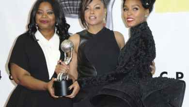 Photo of 'Hidden Figures' Wins Big at the NAACP Image Awards