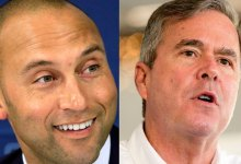 Photo of Jeb Bush-Derek Jeter Group Said to Win Auction for Marlins
