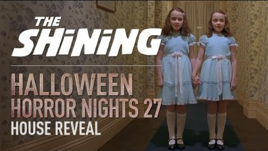 Photo of Iconic Horror Film The Shining Coming to Universal