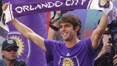 Photo of Orlando City Captain Kaka selected to MLS all star 2017