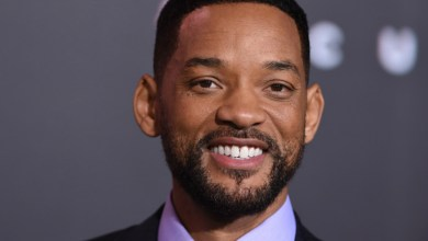 Photo of Will Smith to Play Genie in Disney's Live-action 'Aladdin'