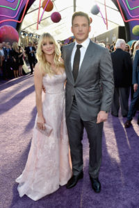 Chris Pratt and Anna Faris call it quits