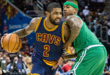 Photo of Kyrie's Gone; Isaiah Thomas to Cavaliers