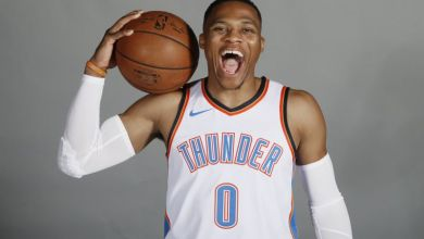 Photo of Westbrook Signs Record Extension on Durant's Birthday