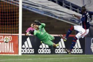 Orlando City Blanked by New England 4-0