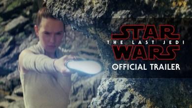 Photo of Star Wars: The Last Jedi Trailer