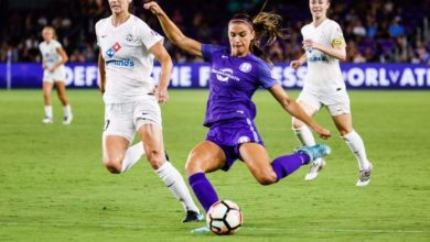 Photo of Alex Morgan Named 2017 CONCACAF Female Player of the Year