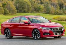 Photo of Honda Accord won Car of the Year