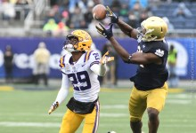 Photo of Notre Dame's Boykins Seals the Win in Citrus Bowl