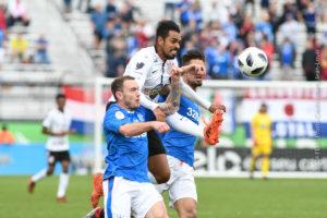 Florida Cup Fireworks Continue: Match 4 - Rangers F.C. Take Down Corinthians 4-2